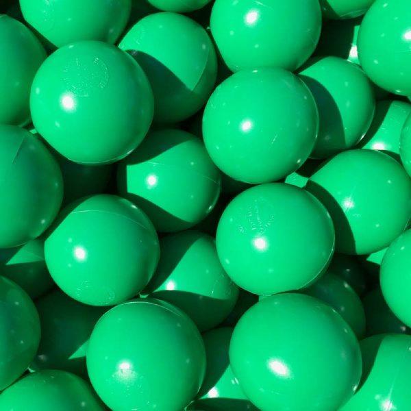 Green Playpen Balls