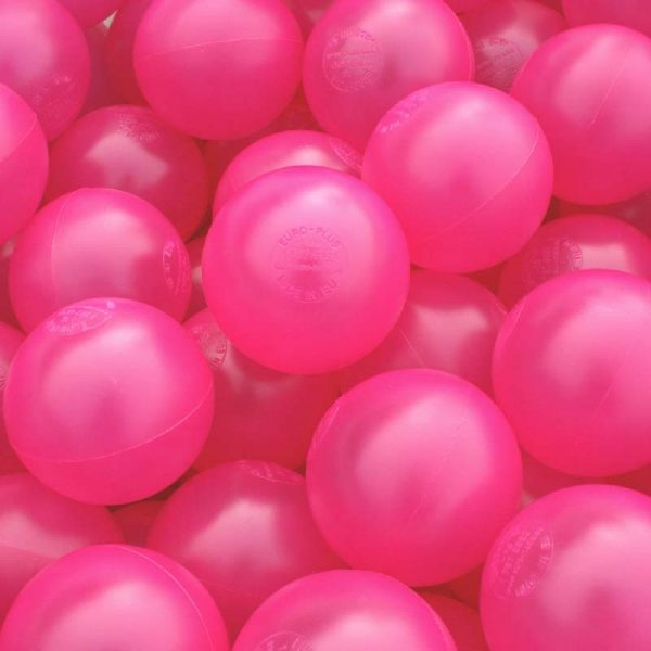 Euro-matic Playpen Ball Pink